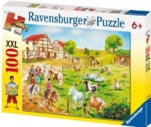 Ponyhof. Puzzle 100 Teile XXL