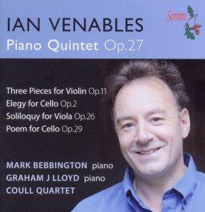 Bebbington/Lloyd/Coull Quartet: Klavierquintett op.27 U.A.Ka