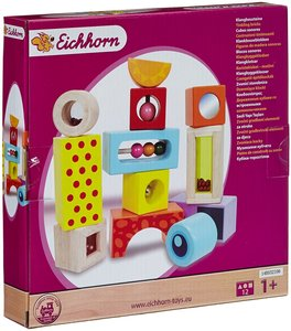 Eichhorn 100002240 - Color Holz-Soundbausteine