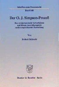 Der O. J. Simpson-Prozess