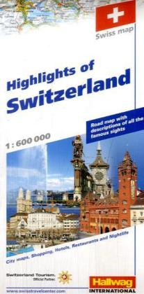 Highlights of Switzerland 1 : 600 000