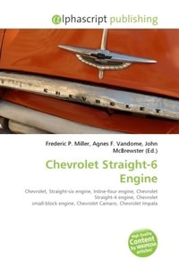 Chevrolet Straight-6 Engine