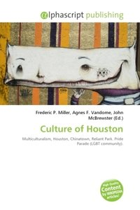 Culture of Houston