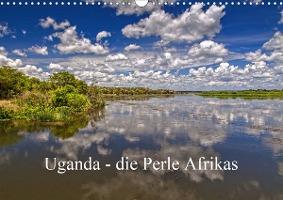 Uganda - die Perle Afrikas (Wandkalender 2021 DIN A3 quer)
