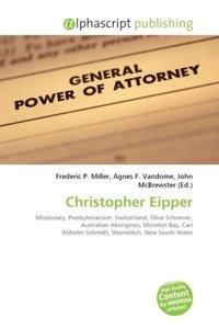 Christopher Eipper
