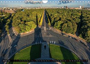 Berlin - Faszination Hauptstadt (Wandkalender 2022 DIN A4 quer)