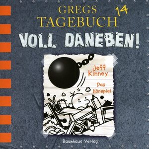 Gregs Tagebuch 14, 1 Audio-CD