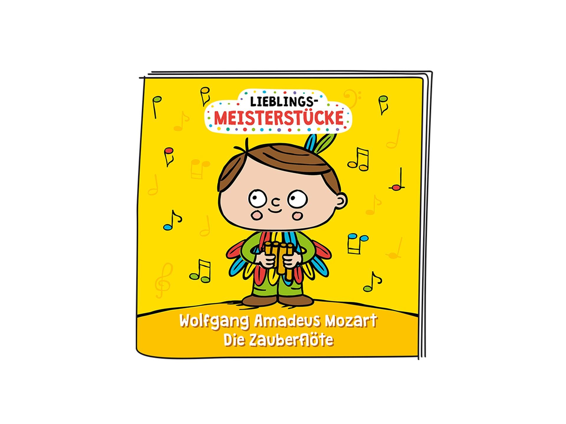 10000259 - Tonies - Lieblings-Meisterstücke - Die Zauberflöte