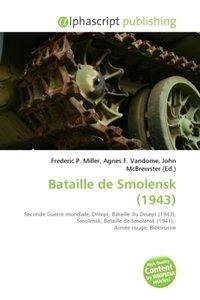 Bataille de Smolensk (1943)