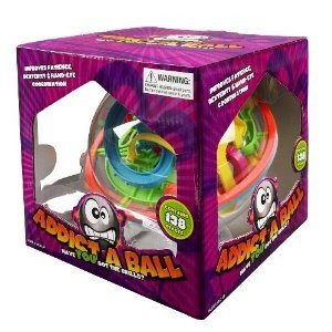 Invento 501080 - Addict-a-ball, Large, Maze 1, Puzzle Game