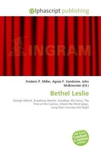 Bethel Leslie