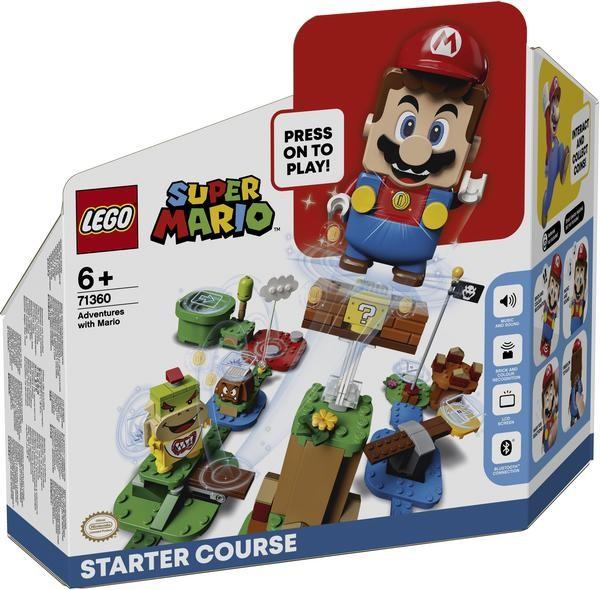 Super Mario Abenteuer mit Mario # Starte