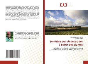 Synthèse des biopesticides à partir des plantes