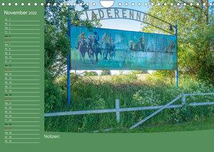 Hooksiel im Friesland (Wandkalender 2022 DIN A4 quer)