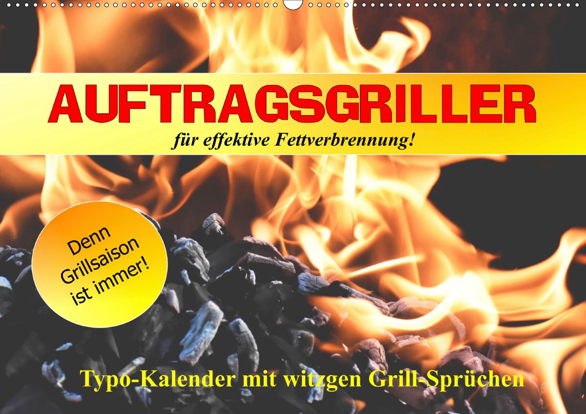 Auftragsgriller für effektive Fettverbrennung! Denn Grillsaison