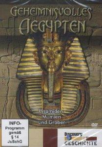 Pyramiden, Mumien und Gräber, 1 DVD