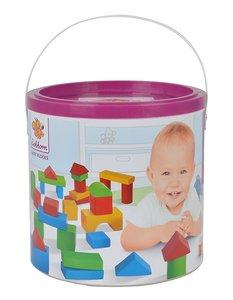 Heros 100050401 - Holzbausteine Baby-Box 50