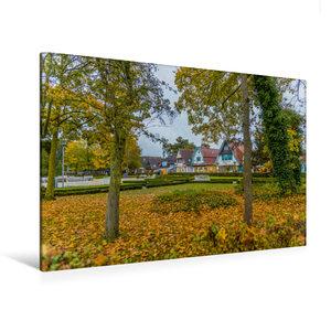 Premium Textil-Leinwand 120 cm x 80 cm quer Ein Motiv aus dem Kalender Ostsee - Boltenhagen