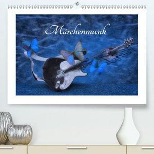 Märchenmusik (Premium, hochwertiger DIN A2 Wandkalender 2021, Ku
