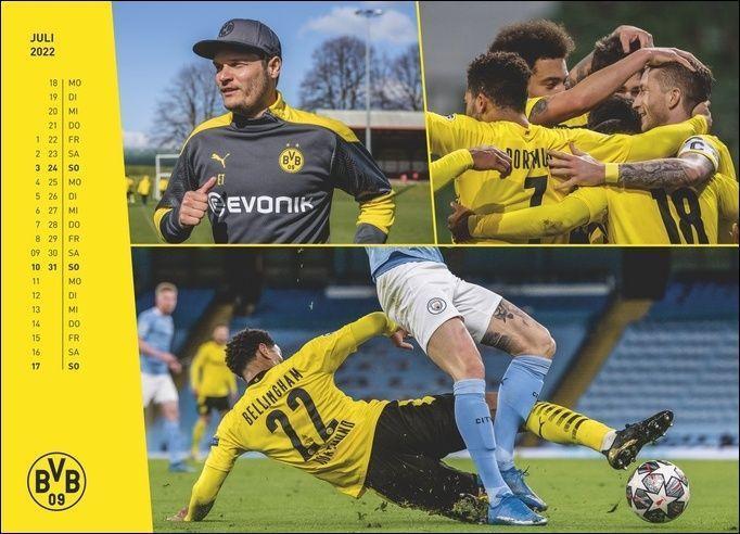 BVB Edition Kalender 2022