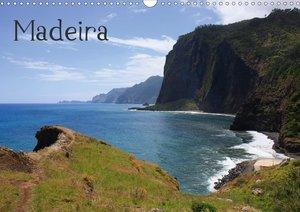 Madeira (Wandkalender 2021 DIN A3 quer)