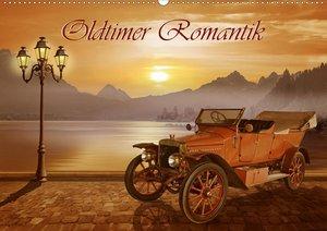 Oldtimer Romantik (Wandkalender 2021 DIN A2 quer)