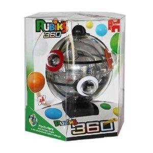 Jumbo 12150 - Rubiks 360, Knobel-Sensation, Zauberwürfel-Kugel