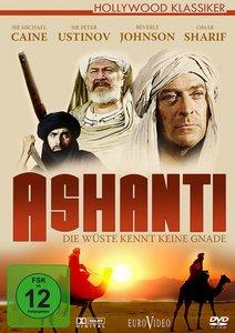 Ashanti - Die Wüste kennt keine Gnade