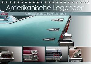 Amerikanische Legenden - Autoklassiker der 50er und 60er Jahre