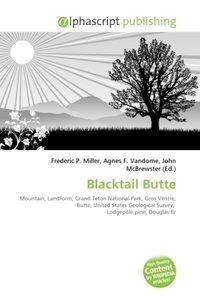 Blacktail Butte