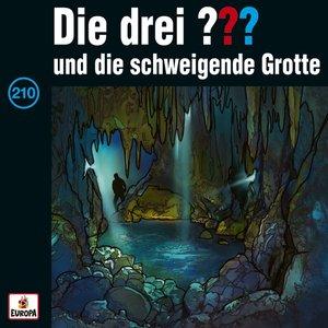 Die drei ??? - und die schweigende Grotte, 1 Audio-CD