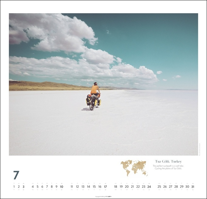 Bikepacking Kalender 2022
