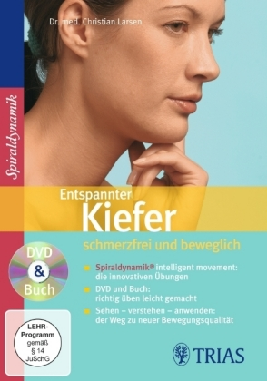 Entspannter Kiefer: schmerzfrei und beweglich. DVD-Video