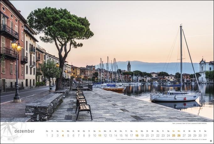 Gardasee Globetrotter Kalender 2022