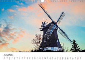 750 Jahre Meldorf (Wandkalender 2022 DIN A3 quer)