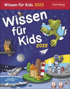 Wissen für Kids Kalender 2022