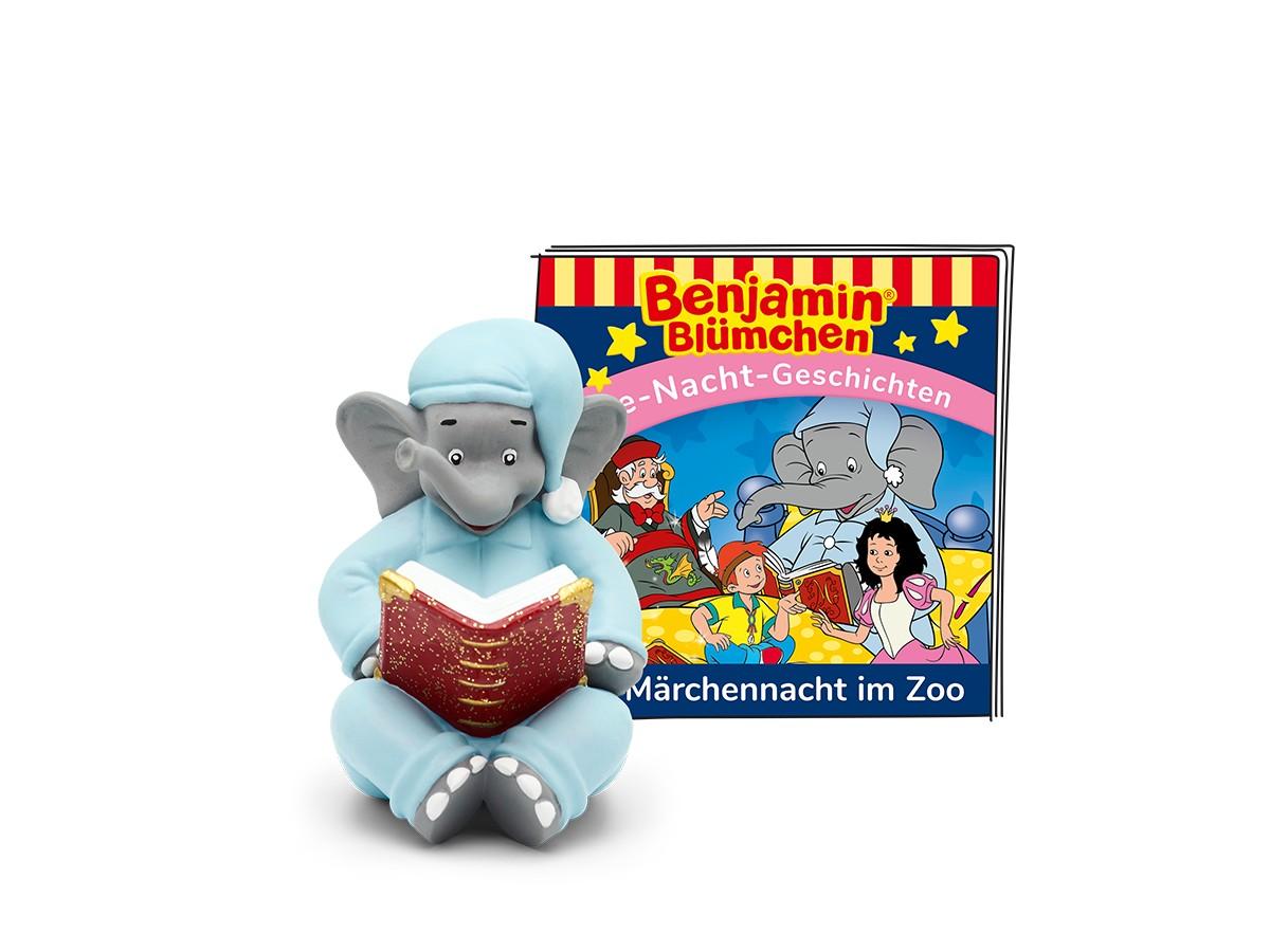 10000202 - Tonie - Benjamin Blümchen - Märchennacht im Zoo
