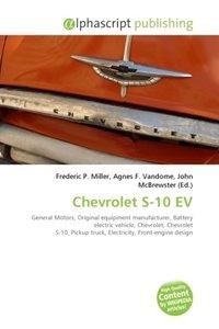 Chevrolet S-10 EV