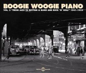 Boogie Woogie Piano Vol.3