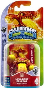 Skylanders Swap Force - LAVA BARF ERUPTOR (Single Character) Ser