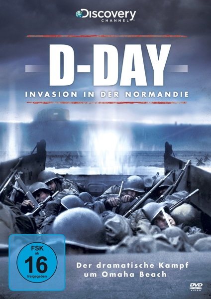 D-Day - Invasion in der Normandie