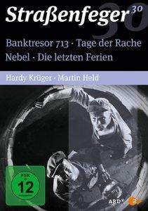 Stra?enfeger 30 - Banktresor 713 / Tage der Rache / Nebel / Die letzen Ferien