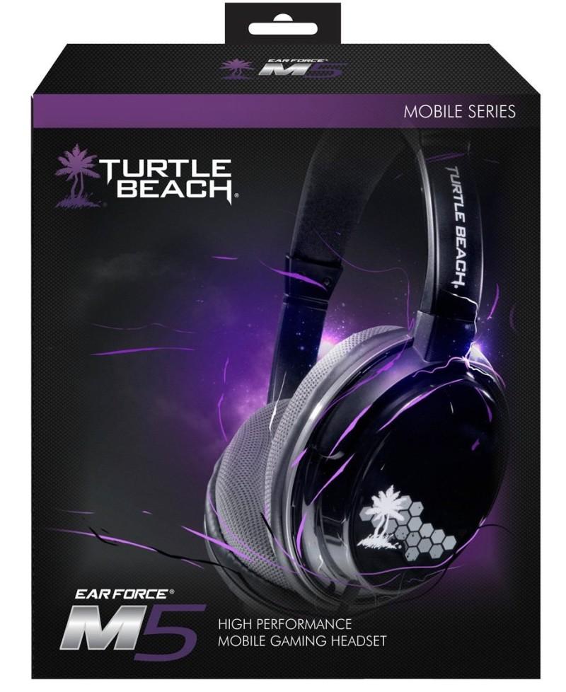 Turtle Beach Ear Force M5 - Silver (Headset)