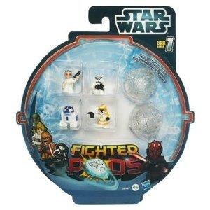 Hasbro 38488186 - Star Wars: Fighter Pods Class I