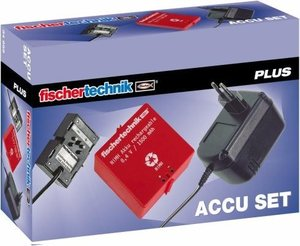 Fischertechnik 34969 - Akku Set