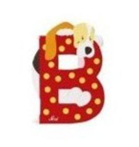 Sevi 81602 - Buchstabe: Beagle/Hund, B