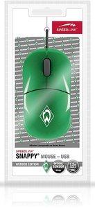 SNAPPY Mouse USB, Drei-Tasten-Maus, WERDER