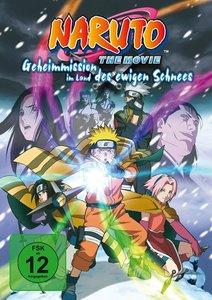 Naruto - The Movie - Geheimmission im Land des ewigen Schnees