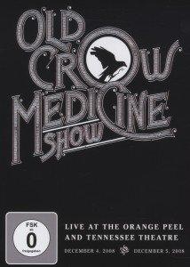 Old Crow Medicine Show: Live @ Orange Peel & Tennessee Theat