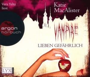 Vampire lieben gefährlich, 4 Audio-CDs